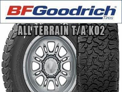 Bf goodrich - ALL TERRAIN T/A KO2