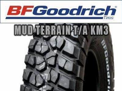 Bf goodrich - MUD TERRAIN T/A KM3