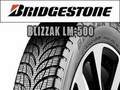 Bridgestone - Blizzak LM-500