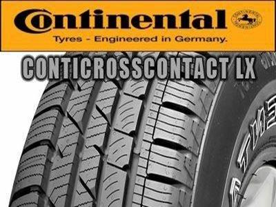 Continental - ContiCrossContact LX