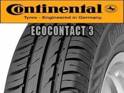 Continental - ContiEcoContact 3