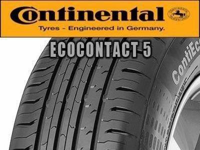 Continental - ContiEcoContact 5 DOT0417