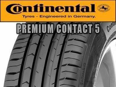 Continental - ContiPremiumContact 5 DOT4714