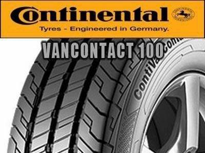 CONTINENTAL ContiVanContact 100