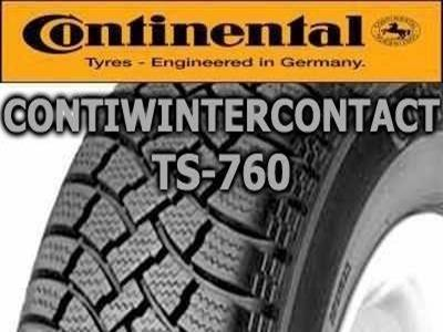 Continental - ContiWinterContact TS 760