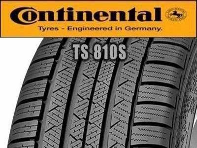 Continental - ContiWinterContact TS 810 S