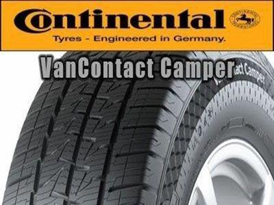 Continental - VanContact Camper