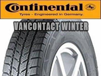 CONTINENTAL VanContact Winter<br>175/65R14 90/88T