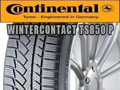 CONTINENTAL WinterContact TS 850 P<br>265/55R19 109H