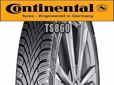 Continental - WinterContact TS 860