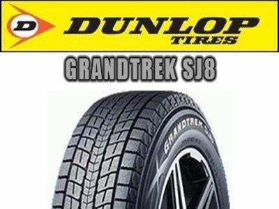 Dunlop - GRANDTREK SJ8