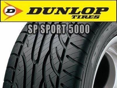 Dunlop - SP SPORT 5000
