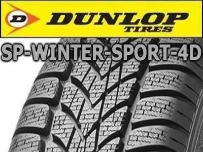 Dunlop - SP Winter Sport 4D