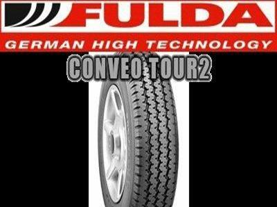 FULDA CONVEO TOUR 2<br>215/65R16 109T
