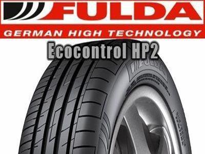 FULDA ECOCONTROL HP 2<br>205/55R16 91W