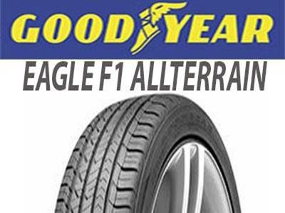 Goodyear - EAGLE F1 ALLTERRAIN