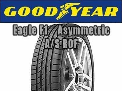 Goodyear - EAGLE F1 ASYMMETRIC A/S ROF