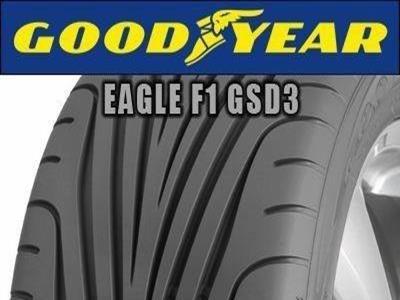 GOODYEAR EAGLE F1 GSD3