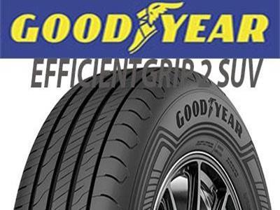 Goodyear - EFFICIENTGRIP 2 SUV