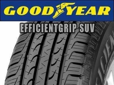 Goodyear - EFFICIENTGRIP SUV