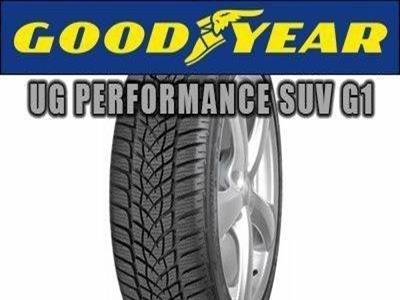 GOODYEAR UG Performance SUV G1