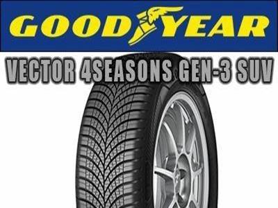 Goodyear - VECTOR 4SEASONS GEN-3 SUV