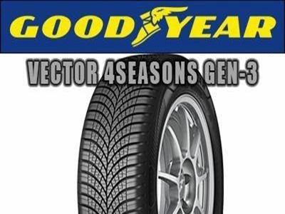 Goodyear - VECTOR 4SEASONS GEN-3