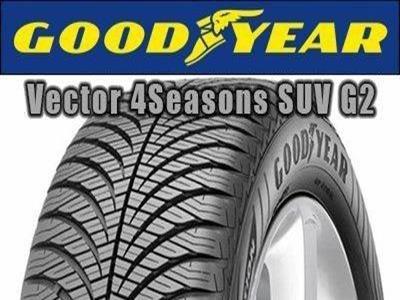Goodyear - VECTOR 4SEASONS SUV G2