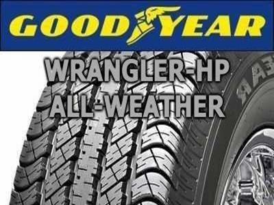 Goodyear - WRANGLER HP ALL WEATHER