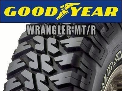 Goodyear - WRANGLER MT/R