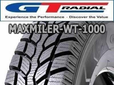 Gt radial - MAXMILER WT-1000