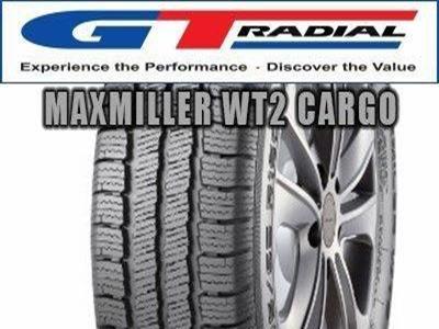 Gt radial - MAXMILER WT2 Cargo
