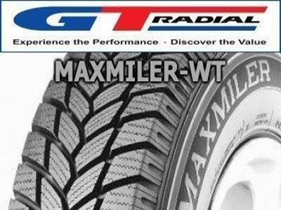 Gt radial - MAXMILER WT2