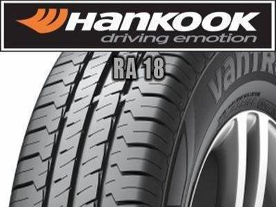 Hankook - RA18 DOT5115!