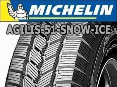 Michelin - AGILIS 51 SNOW-ICE