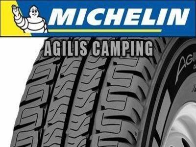 MICHELIN AGILIS CAMPING GRNX<br>225/75R16 118R