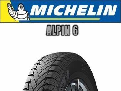 Michelin - ALPIN 6