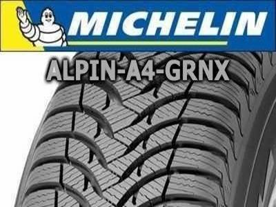 Michelin - Alpin A4 GRNX