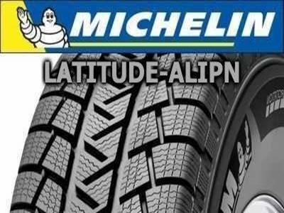 Michelin - Latitude Alpin