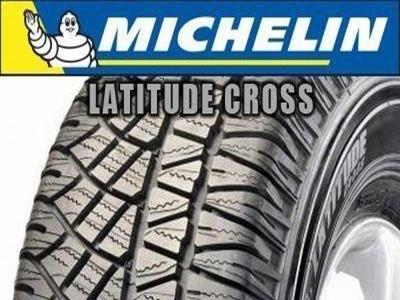 Michelin - LATITUDE CROSS