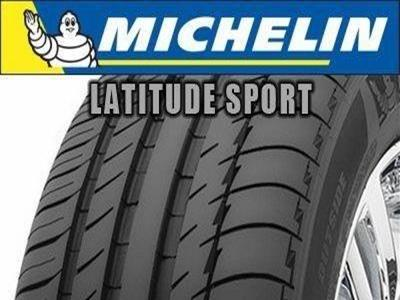 Michelin - LATITUDE SPORT 3 ACOUSTIC