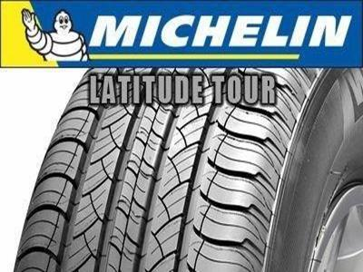 Michelin - LATITUDE TOUR