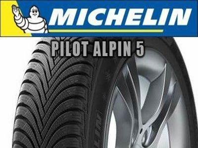 Michelin - PILOT ALPIN 5