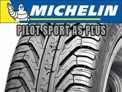 Michelin - PILOT SPORT A/S PLUS