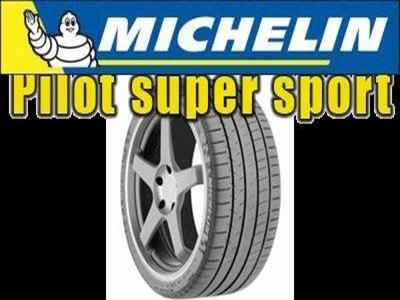 Michelin - PILOT SUPER SPORT ACOUSTIC