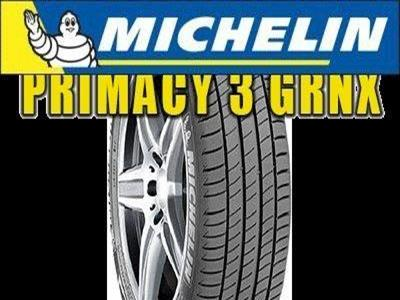 Michelin - PRIMACY 3 GRNX