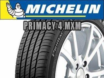 Michelin - PRIMACY MXM4