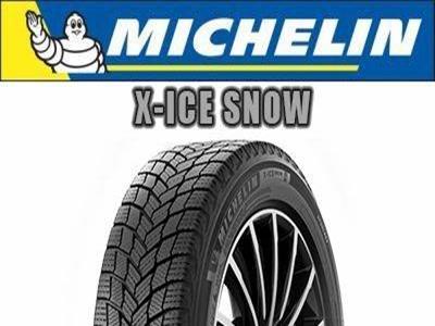 Michelin - X-ICE SNOW