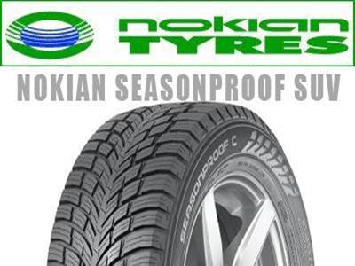 Nokian - Nokian Seasonproof SUV