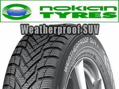 Nokian - Nokian Weatherproof SUV